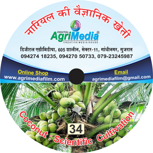 Nariyel ki vaiganik kheti (Scientific cultivation of Coconut)